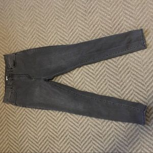 Urban Outfitters BDG Super High Rise Ankle Jeans